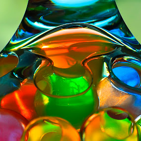 colourfull by Agus Wahyudi Photoworks - Artistic Objects Glass