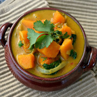 Butternut Squash And Spinach Curry Recipes