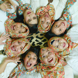 Mother's  by Dedi Triyanto  - People Group/Corporate