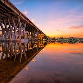 by Gordon Koh - Buildings & Architecture Bridges & Suspended Structures