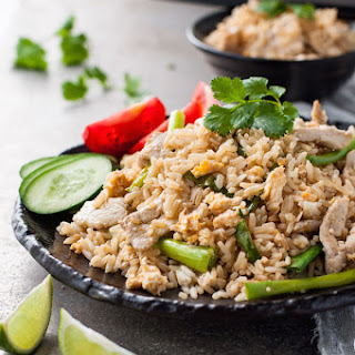 Thai Fried Rice Oyster Sauce Recipes