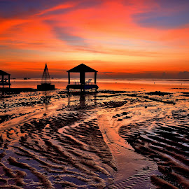 One moment in time by Arek Embongan - Landscapes Sunsets & Sunrises