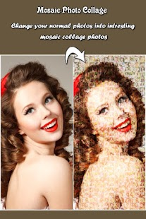 App Mosaic Photo Collage apk for kindle fire