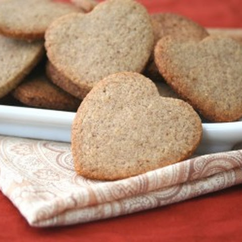 Biscoff (Speculoos) Cookies – Low Carb and Gluten-Free