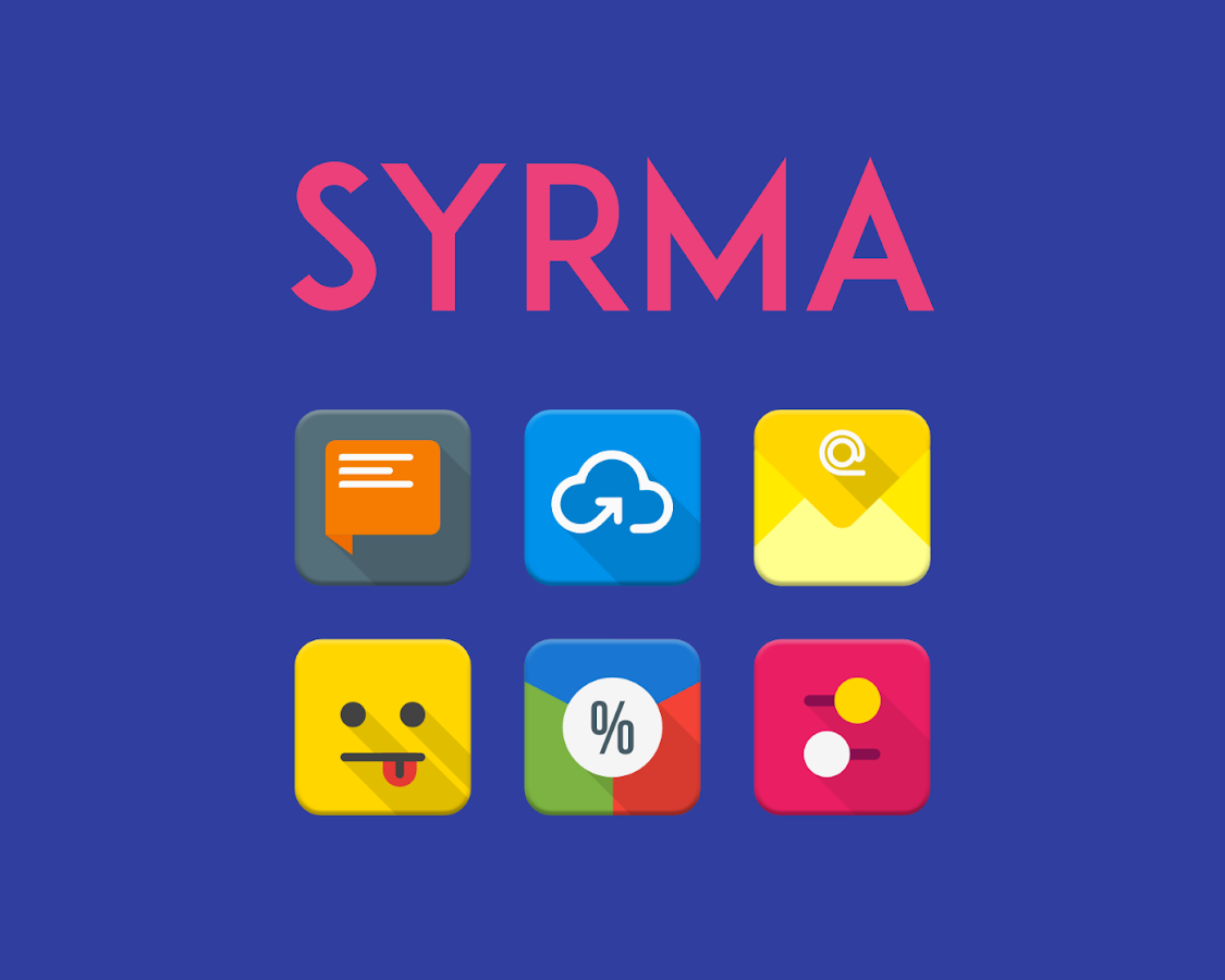 SYRMA - ICON PACK Screenshot 4