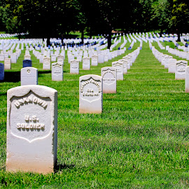 National Cemetary by Jackie Eatinger - Buildings & Architecture Public & Historical (  )