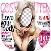 App Magazine Cover Edit Photo Free apk for kindle fire