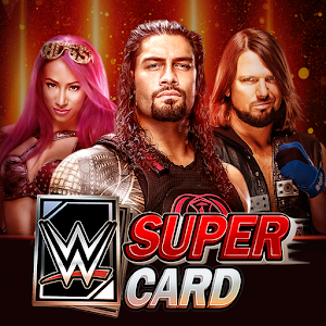 WWE SuperCard – Multiplayer Card Battle Game PC Download / Windows 7.8.10 / MAC