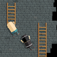 Prisoner Action Climb Obstacle