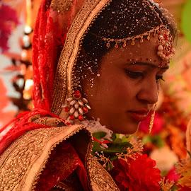 by Pradeep Chaudhary - Wedding Bride