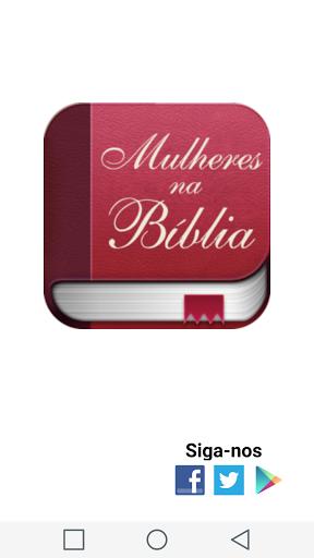 Mulheres na Bíblia Screenshot