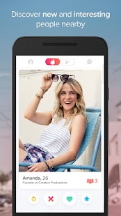 Download Android App Tinder for Samsung