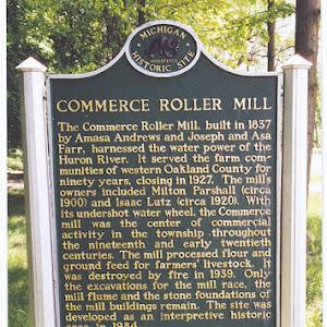 Commerce Roller Mill
