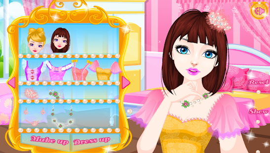 Dress up and Makeover Games