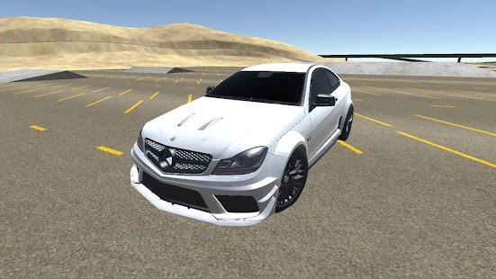 Game Real Drift Racing AMG C63 APK for Kindle