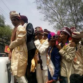 by Mukesh Soni - Wedding Groups ( people )
