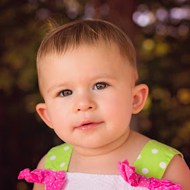 Leah by John Ray - Babies & Children Child Portraits ( 35mm, child photography, child portrait, d3200, nikon d3200, nikon,  )