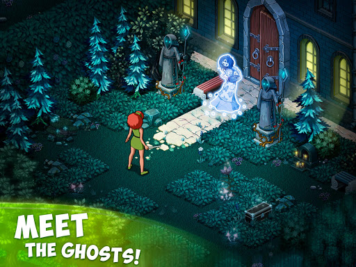 Ghost Town Adventures: Mystery Riddles Game screenshot 11