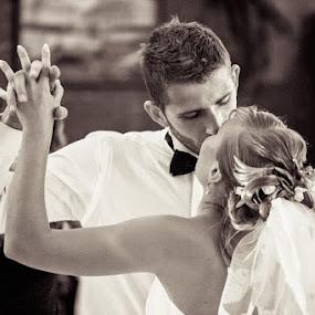 First Dance by Artur Jakutsevich - Wedding Reception ( love, kiss, dance, emotion )