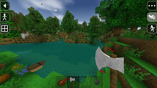 Survivalcraft Demo for Lollipop - Android 5.0