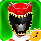Game Power Rangers Dino Rumble apk for kindle fire