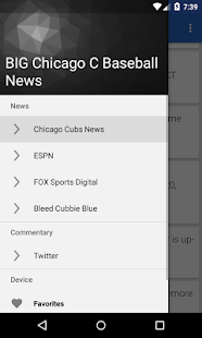 BIG Chicago C Baseball News - screenshot