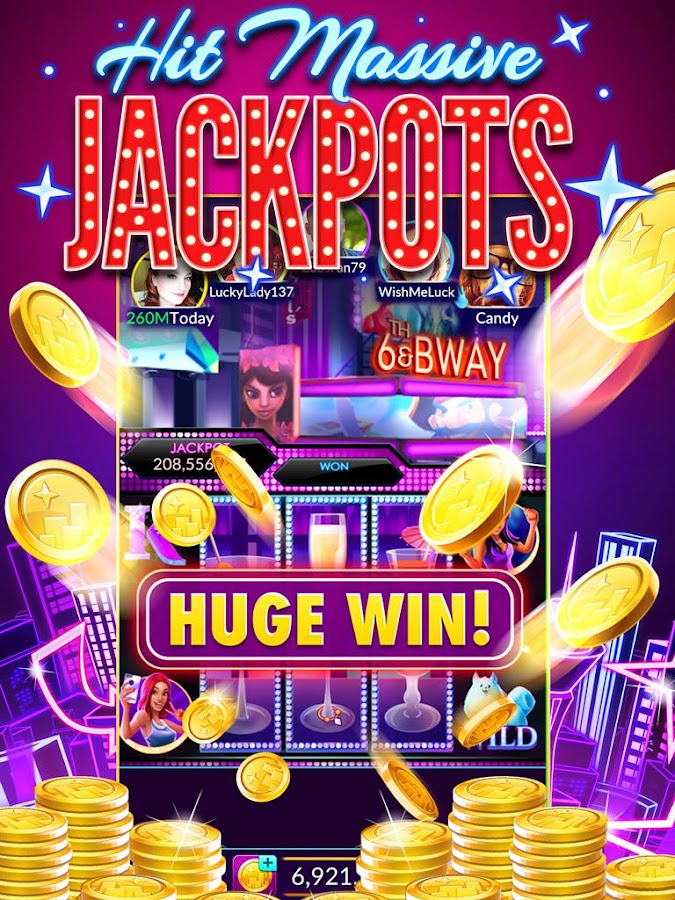 Jackpot City Slots - Free Slot Screenshot 10