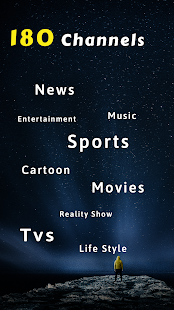 Free tv: tv shows, tv series, movies, news, sports for pc