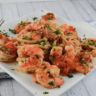 Shrimp Linguine With White Sauce Recipes