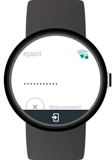 Wi-Fi Manager for Android Wear screenshot