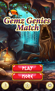 Gemz Genies Match - screenshot
