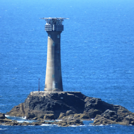 Lighthouse by Dave Turner - Buildings & Architecture Other Exteriors ( safety, waterscape, lighthouse, seascape, architecture )