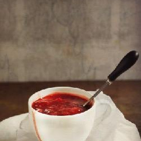 Strawberry Coulis