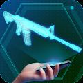 Game Weapon Hologram Simulator APK for Kindle