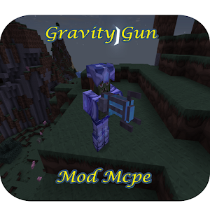 Gravity Gun Mod for Minecraft