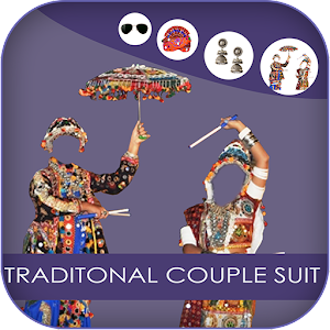 Download Traditional Couple Suit Photo Edit For PC Windows and Mac