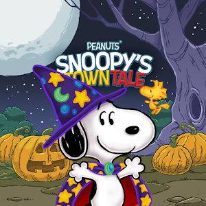 Snoopy's Town Tale - City Building Simulator For PC (Windows & MAC)