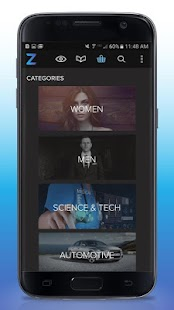 App Zinio - Newsstand Magazines apk for kindle fire