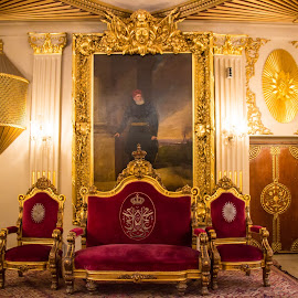 Throne of Muhammad Ali Pasha by Hossam Halawany - Buildings & Architecture Homes