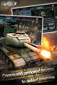 Clash Of Tank APK screenshot thumbnail 5