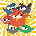 Cool Birds Match Game APK for Bluestacks