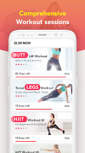Slim NOW - Weight Loss Workouts