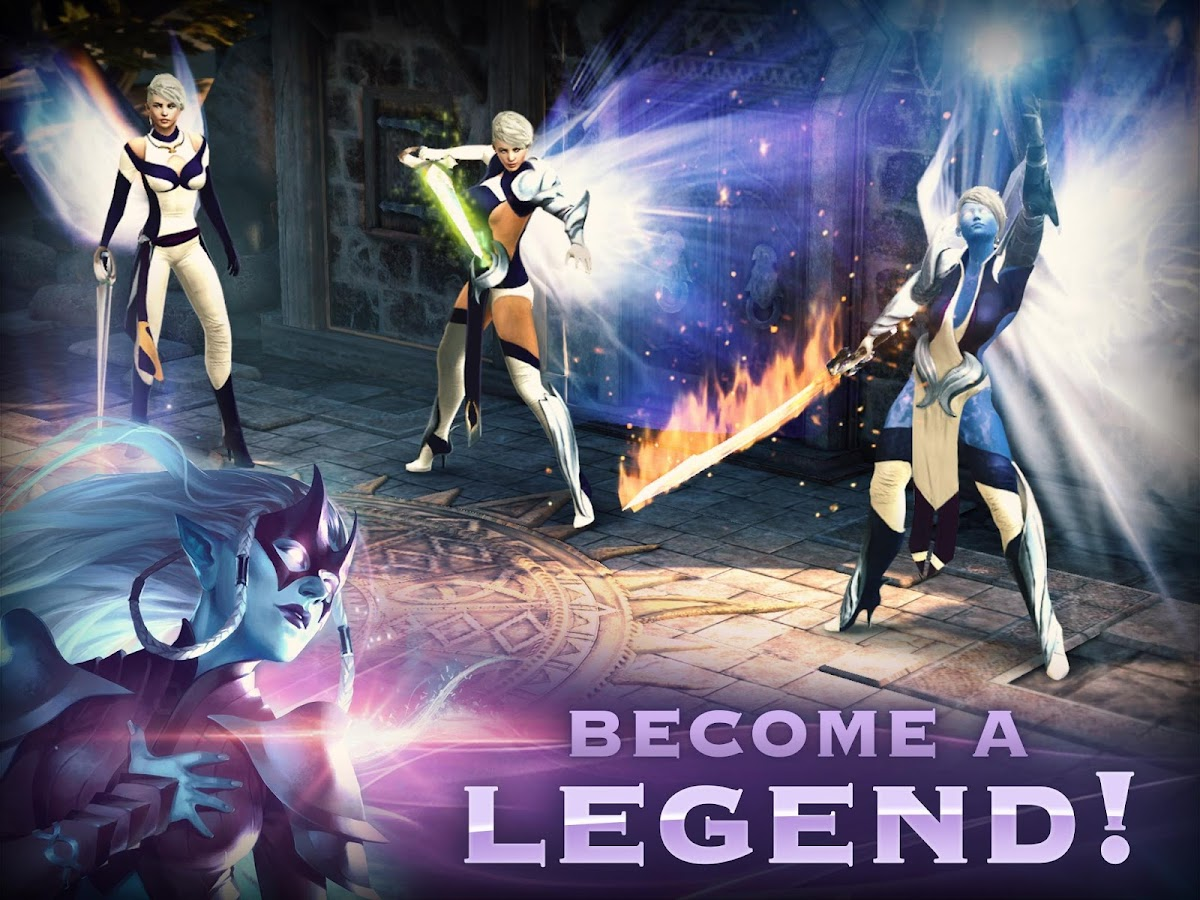 Sacred Legends Screenshot 10