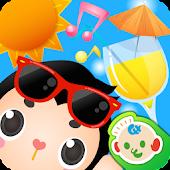 Download リズムタップ 赤ちゃん幼児子供向けのアプリ知育音楽ゲーム無料 APK to PC