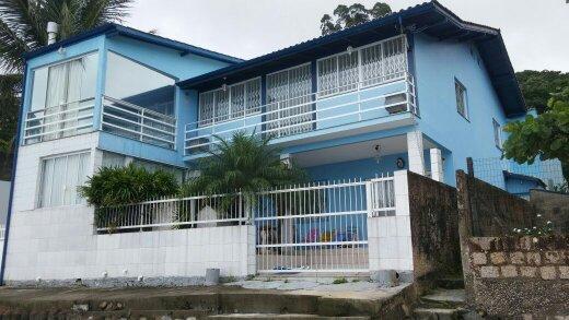Metta Imobiliária - Casa 5 Dorm, Ribeirão da Ilha