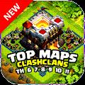 App TOP Maps Clash Clans 2017 APK for Windows Phone