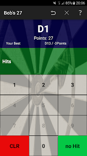 MyDartTraining - screenshot