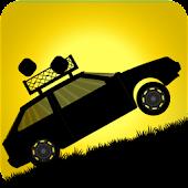 Download Bad roads Elastic car APK to PC
