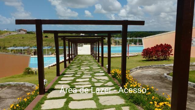 Terreno residencial à venda, Planalto Nossa Senhora da Conceição, Conde - TE0261.