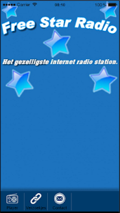FreeStarRadio - screenshot